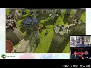 Vidéo ArcheAge - Tournoi Livestream du MMORPG 30-09-2016