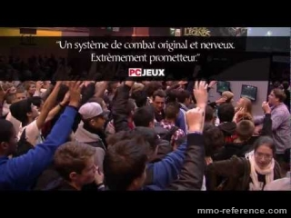 Vidéo Neverwinter - Tour d'horizon au Paris Games Week 2012