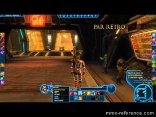 Vidéo SWTOR - Comment personnaliser l'interface du jeu ?