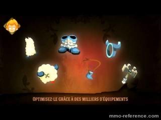 Vidéo Dofus - Toutes les classes de personnage