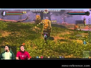 Vidéo Dragon's Prophet -  Premier Game Live du mmorpg fantasy