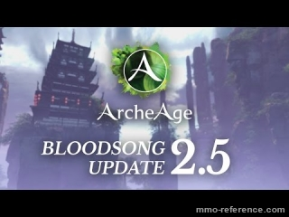 Vidéo ArcheAge 2.5 - Trailer officiel de Bloodsong