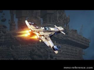 Vidéo Star Conflict -  Les navires de départ de toutes les factions - Tutoriel