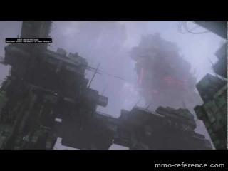 Vidéo Hawken - Histoire du jeu