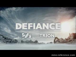 Vidéo Defiance - Très beau trailer du mmo de tir