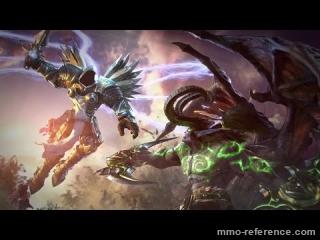 Vidéo Heroes of the Storm - Nouveau mode de jeu Heroes Brawl