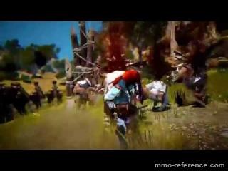 Vidéo Black Desert Online - Classe Valkyrie