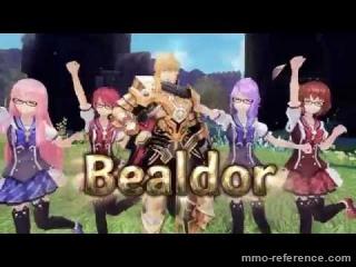 Vidéo Aura Kingdom - Bealdor