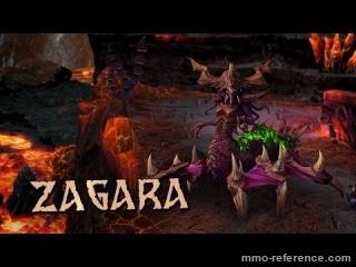 Vidéo Heroes of the Storm - Présentation du héros Zagara