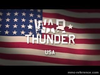 Vidéo War Thunder - Les avions de l'US Air Force