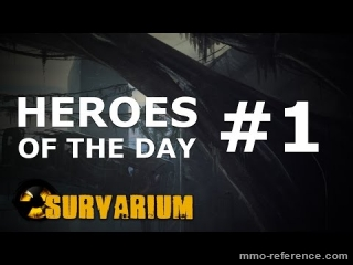 Vidéo Survarium - Les meilleurs moments du jeu en ligne #1