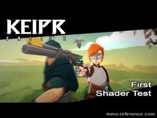 Vidéo Keipr Online - Aperçu du nouveau mmorpg d'aventure