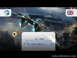 Vidéo Air Rivals - Trailer du MMOFPS free to play