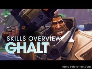 Vidéo Battleborn - Les compétences de Ghalt