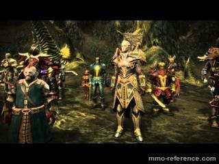 Vidéo Rift - Mise à jour 1.9 Conquest