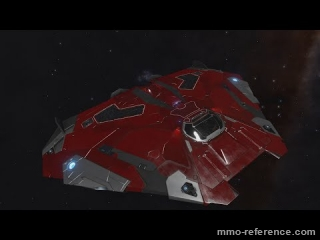 Vidéo Elite Dangerous 1.5 - Le vaisseau Cobra MK4