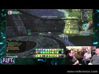 Vidéo Rift - Livestream du 28 juillet 2015