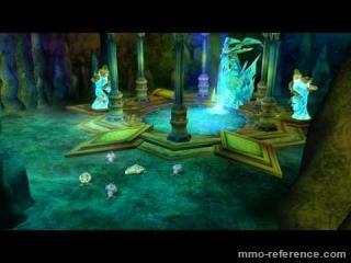 Vidéo Runes of Magic - La Grotte du dragon d'eau