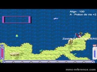 Vidéo Slayers Online - Astuce Mmorpg - La pêche