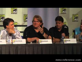 Vidéo Defiance - Comic con 2012 #2