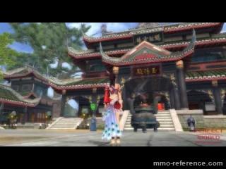 Vidéo Jade Dynasty - Cinématique HD Officiel du mmorpg en ligne