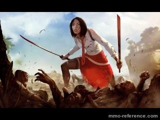 Vidéo Dead Island Epidemic - Présentation du personnage de Xian Mei