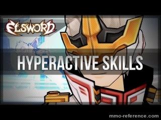 Vidéo Elsword -  Hyperactive Skills
