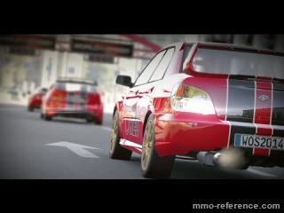 Vidéo World of Speed - Les courses par équipe avec vos coéquipiers !