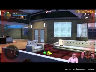 Vidéo Triad Wars - Les Raids et Operations