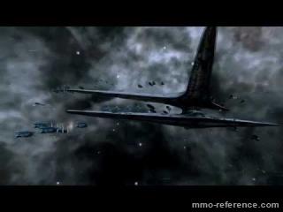 Vidéo Battlestar Galactica Online - Trailer officiel Ingame