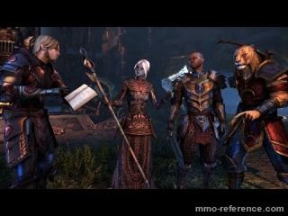 Vidéo The Elder Scrolls Online disponible sur consoles