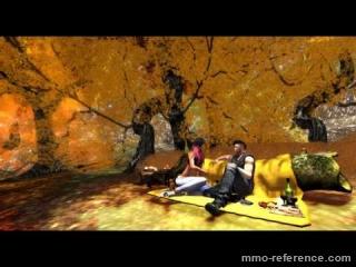 Vidéo Second Life - La nature et les différents Parcs à visiter