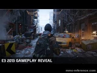 Vidéo Tom Clancy's The Division - Découverte du gameplay à l'E3