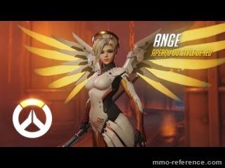 Vidéo Overwatch - Découvrir le personnage d'Angea en pleine partie