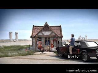 Vidéo Forge of empires - Publicité Tv de promotion du jeu