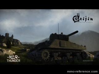 Vidéo War Thunder - Découvrez en avant première Ground Forces