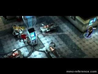 Vidéo Shadowrun Chronicles - Trailer du mmorpg cyberpunk en ligne