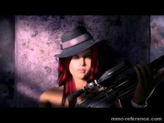 Vidéo Absolute Force Online - Le sniper
