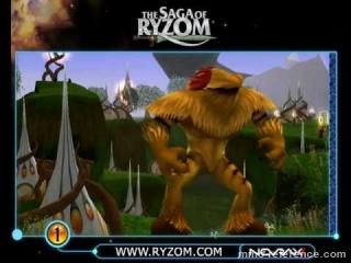 Vidéo Ryzom - Jeu de rôle en ligne gratuit jouable sur PC, Mac & Linux !