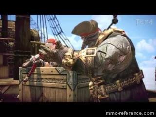 Vidéo Tera - Oh le joli costume des pirates