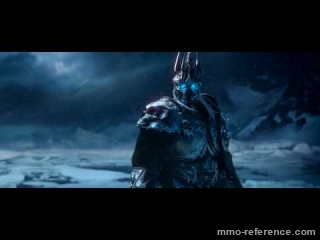 Vidéo Wow - Wrath of the Lich King - Cinématique de l'extention du mmorpg