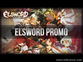 Vidéo Elsword - Nouvelle vidéo promotionnelle du jeu