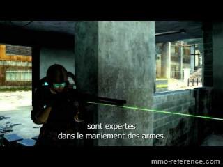 Vidéo Les différentes classes de Ghost Recon Wildlands