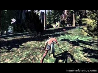 Vidéo The Stomping Land - La forêt des Carnotaurus