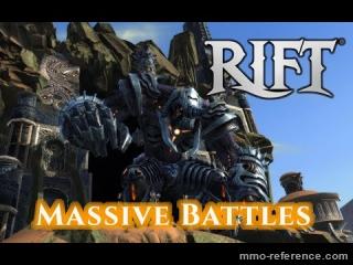 Vidéo Rift - Guide pour bien gérer les combats des batailles dynamiques massives