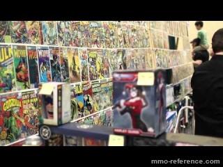 Vidéo Hawken - L'équipe à la ComicCon 2012
