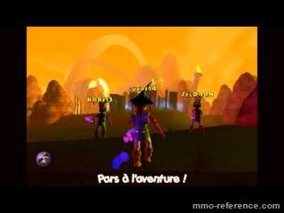Vidéo Boaki - Bande annonce du jeu en ligne