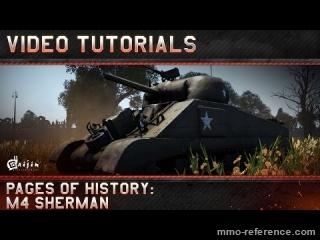 Vidéo War Thunder - Le M4 Sherman, une légende américaine