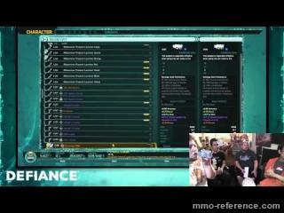 Vidéo Defiance - Livestream du mmo le 17 juillet 2015