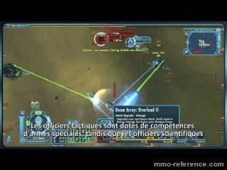Vidéo Star Trek Online - Trucs et astuces sur les officiers de passerelle